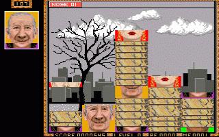 תמונה מתוך המשחק Faces