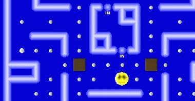 תמונה מתוך המשחק Pac