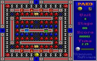 תמונה מתוך המשחק Pako 2